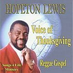 Hopeton Lewis Voice Of Thanksgiving