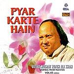 Ustad Nusrat Fateh Ali Khan Pyar Karte Hain, Vol.65