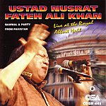 Ustad Nusrat Fateh Ali Khan Live At Albert Hall, Vol.76