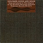 Paul Clayton Dulcimer Songs And Solos