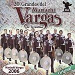 Mariachi Vargas De Tecalitlán 20 Grandes Del Mariachi Vargas De Tecalitlán
