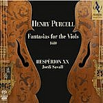 Jordi Savall Henry Purcell: Fantasias For The Viols
