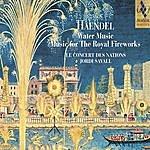 Jordi Savall Handel: Water Music & Music For The Royal Fireworks
