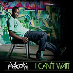 Akon I Can't Wait (Single)