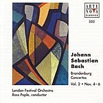 Ross Pople Brandenburg Concertos, Nos.4-6, Vol.2