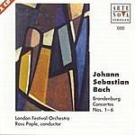 Ross Pople Bach: Brandenburg Concertos, Nos.1-6