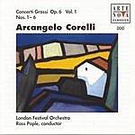 Ross Pople Corelli: Concerti Grossi Op.6, No.1-6, Vol.1