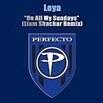 Leya On All My Sundays: Liam Shachar Remixes (2-Track Single)