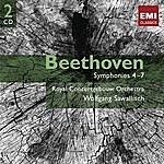 Wolfgang Sawallisch Beethoven: Symphonies, Nos.4-7 (Digital Version)