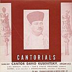 David Kusevitsky Cantorials