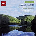 Barbara Hendricks Samuel Barber: Adagio For Strings/Violin Concerto/Knoxville: Summer 1915