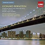 "Michael Collins Leonard Bernstein: Symphonic Dances From ""West Side Story""/Candide (Overture)/Prelude, Fugue & Riffs"
