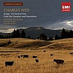 Marni Nixon Charles Ives: Songs/Orchestral Sets/From The Steeples & Mountains