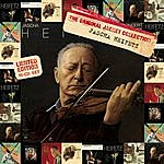 Johann Sebastian Bach Jascha Heifetz: Original Jackets Collection