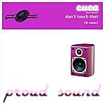 Cuca Don't Touch That (4-Track Maxi-Single)