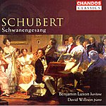 Benjamin Luxon Schubert: Schwanengesang