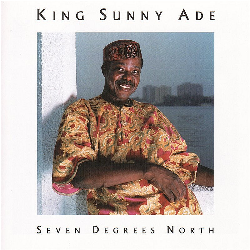 Cover Art: Seven Degrees North