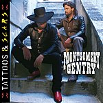 Montgomery Gentry Tattoos & Scars