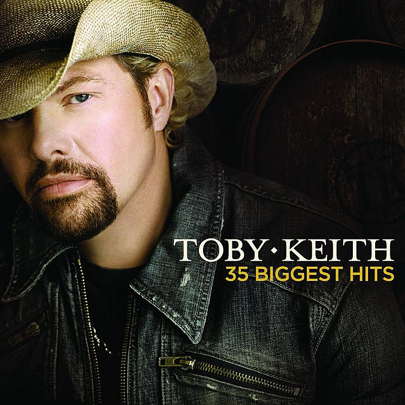 Cover Art: Toby Keith: 35 Biggest Hits