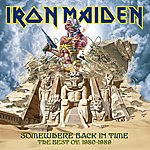 Iron Maiden Somewhere Back In Time (1998 Digital Remaster)