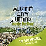 The Decemberists Live At Austin City Limits Music Festival 2007: The Decemberists