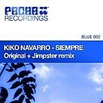 Kiko Navarro Siempre (2-Track Single)