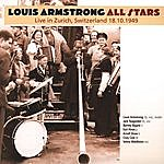 Louis Armstrong & His All-Stars Live In Zurich, Switzerland 18.10.1949