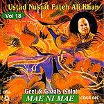 Ustad Nusrat Fateh Ali Khan Mae Ni Mae, Vol.18