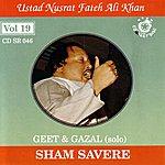 Ustad Nusrat Fateh Ali Khan Sham Savere, Vol.19