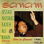 Ustad Nusrat Fateh Ali Khan Sanam, Vol.34