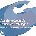 Re-Flex Put Your Hands Up (3-Track Maxi-Single)