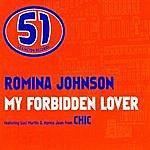 Romina Johnson My Forbidden Lover (4-Track Remix Maxi-Single)
