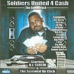 DJ Screw Soldiers United For Cash