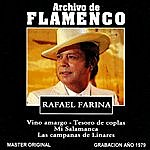 Rafael Farina Archivo De Flamenco, Vol.6