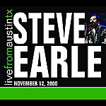 Steve Earle Live From Austin, TX