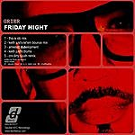 Grier Friday Night (5-Track Remix Maxi-Single)