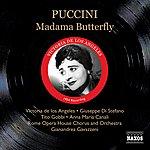 Victoria De Los Angeles Puccini: Madama Butterfly
