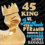 Pase Rock Scion  A/V Remix Project: 45 King Vs. Pase Rock & 4th Pyramid, Part 2 (4-Track Maxi-Single)