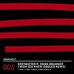 Grey Matter I Wish You Knew (4-Track Remix Maxi-Single)
