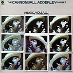 Cannonball Adderley Music, You All (Live)