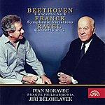 Ivan Moravec Beethoven: Concerto No.4/ Franck: Symphonic Variations/Ravel: Concerto in G
