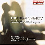 Earl Wild Rachmaninov: Piano Concertos Nos.1-4/Rhapsody On A Theme Of Paganini