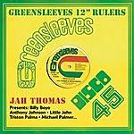 Jah Thomas Greensleeves 12-inch Rulers