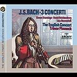 Simon Standage J.S. Bach: 3 Concerti