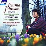 Emma Johnson Finzi: Clarinet Concerto, 5 Bagatelles/Stanford: Clarinet Concerto, 3 Intermezzi