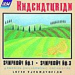 Loris Tjeknavorian Khachaturian: Symphonies Nos.1 & 3