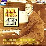 Earl Hines Piano Man!