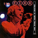 The Fixx One Thing Leads To Another (4-Track Remix Maxi-Single)