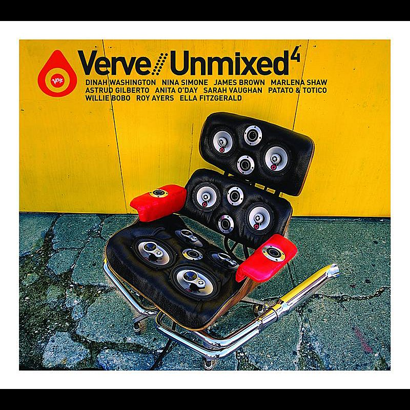 Cover Art: Verve Unmixed 4
