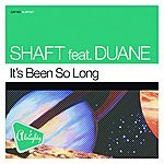 Shaft It's Been So Long (6-Track Maxi-Single)